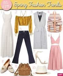10 Must Haves For A by Fashion Trends For 2016 Celebuzz