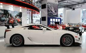 used lexus coupe how much this used lexus lfa nüburgring edition costs