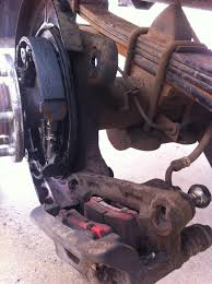 parking brake adjustment nissan frontier forum