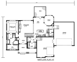 craftsman house plans 3000 sq ft