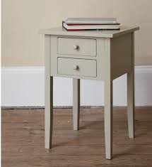 Night Tables Bedroom Excellent Tall Modern Nightstand Drawer Cherry Build