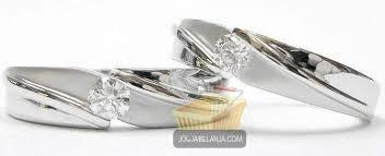 cincin emas putih cincin kawin raissa emas putih cincin kawin madina