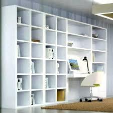 meuble bibliothèque bureau intégré bibliotheque bureau integre avec bureau design ensemble bureau