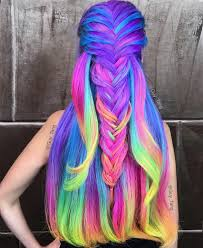 Colorful Hair Dye Ideas Do You Love Bright Colors U201d I See Your True Colors Shining