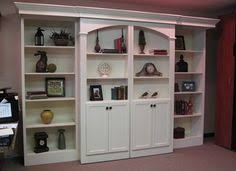 sliding bookcase murphy bed custom closet organizers pittsburgh tom ferri s closet make overs