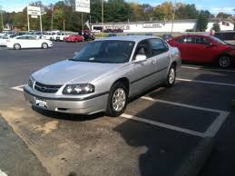 silver gray 2004 chevrolet impala 4dr sdn 4 doors front wheel