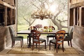 arhaus chandelier pietro collection eclectic dining room cleveland by arhaus