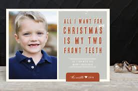 two front teeth cards by lehan veenker minted