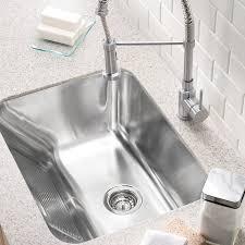 drop in laundry room sink blanco practika stainless steel 26 x 20 drop in laundry utility