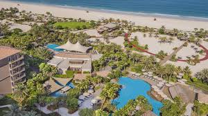 Dubai On Map Resort The Ritz Carlton Dubai Uae Booking Com
