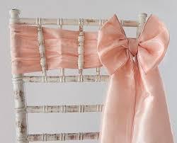 blush chair sashes cyprus wedding decoration ideas cyprus wedding touches ltd