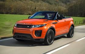 range rover convertible the range rover evoque convertible not just for summer