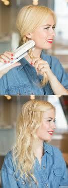 Schnelle Hochsteckfrisurenen Locken by 40 Schicke Vorschläge Für Schnelle Und Einfache Frisuren