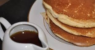 pancakes authentiques au sirop d érable herve cuisine