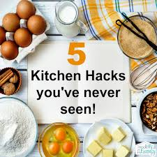 kitchen hacks five kitchen hacks you ve never seen yourmoderfamily com