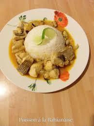 cuisine guyanaise poisson a la bahianaise recettes voyageuses de barbara