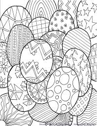 free printable easter egg coloring pages 66 best мандалы images on pinterest drawings coloring and