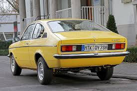 1970 opel kadett opel kadett c coupé berlinetta cars