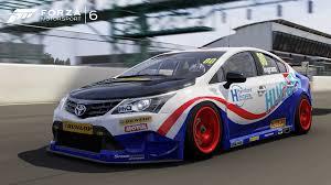toyota sports car list forza motorsport 6 cars