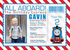 train birthday invitation templates free invitations design