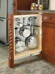 Storage Ideas For Kitchen Cookware Storage Ideas Kitchen Organisers Space Saving Ideas And