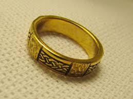 just men rings mens ring for men bronze ring men vintage ring vintage men