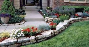 landscaping borders brilliant landscaping borders ideas garden bed