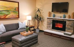 family room or living room rmhc of eastern iowa western illinois family room at st luke s