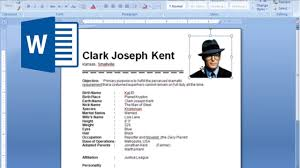 tutorial youtube word nice create resume on microsoft word 2007 with additional ms word