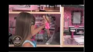 Big Barbie Dollhouse Tour Youtube by Kidkraft Sparkle Mansion Dolhouse 65826 The Biggest Doll House For