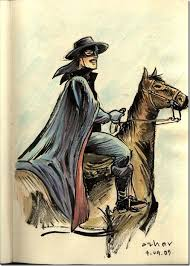zorro painting 32 best zorro images on drawings and carnivals