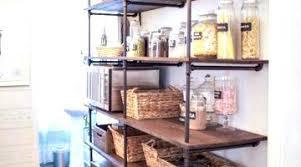 Bathroom Open Shelving Impressive Baskets Open Shelves Ideas As Small Bathroom Shelving