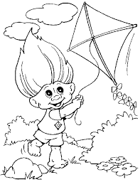 gremlins coloring pages trolls coloring pages free printable coloring pages throughout