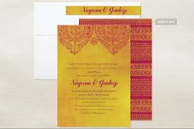 Sikh Wedding Card 7 Gorgeous Mehndi Designs For Indian Wedding Invitations