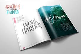 ocean twelve font duo extras by joelmaker thehungryjpeg com