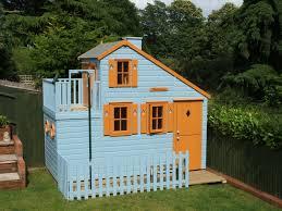 lawn u0026 garden cute green birdhouse style garden playhouse design
