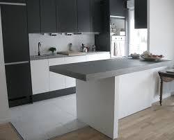 faire un bar de cuisine creer un bar dans une cuisine maison design bahbe com
