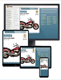 honda vt600 and vt750 shadow 88 08 haynes online manual haynes