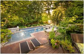 backyards modern stylish patio with small pool ideas 40 backyard
