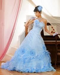 light blue wedding dresses light blue wedding dress wedding dress