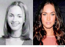 middle school yearbook megan fox s middle school yearbook pic surfaces toofab