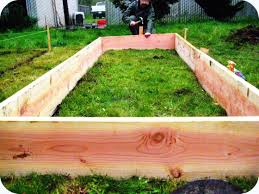 vegetable raised planter boxes u2014 team galatea homes how to build