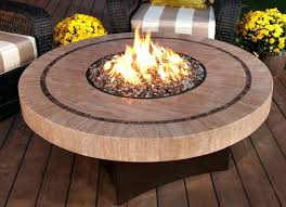 Gas Fire Pit Table Sets - gas fire pit table uk fire pit with stone veneer and granite top