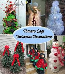 Outdoor Christmas Decorations Near Me by Best 25 Tomato Cage Crafts Ideas On Pinterest Mesh Christmas