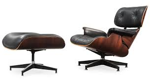 Joel Lounge Chair Paddle8 Lounge Chair And Ottoman Charles And Ray Eames