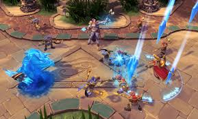 Storm Map Heroes Of The Storm U0027s New Sky Temple Map Is Built On Player Feedback