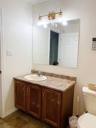 best paint for oak bathroom cabinets 9 easy steps to paint bathroom cabinets without sanding them