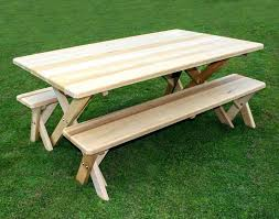 picnic table plans detached benches octagon table plans seata2017 com