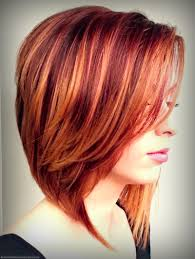 short red hair with blonde highlights hair pinterest short
