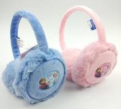 frozen headband frozen fever ear muffs elsa princess earmuffs winter